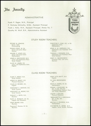 Page 11, 1950 Edition, South Park High School - Dial Yearbook (Buffalo, NY) online yearbook collection