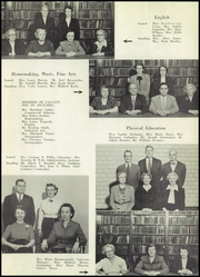 Page 13, 1953 Edition, South Park High School - Dial Yearbook (Buffalo, NY) online yearbook collection