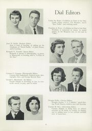 Page 10, 1959 Edition, South Park High School - Dial Yearbook (Buffalo, NY) online yearbook collection