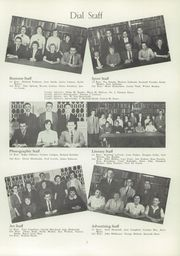 Page 11, 1959 Edition, South Park High School - Dial Yearbook (Buffalo, NY) online yearbook collection