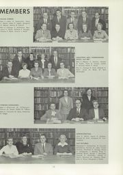 Page 17, 1959 Edition, South Park High School - Dial Yearbook (Buffalo, NY) online yearbook collection