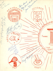 Page 2, 1959 Edition, South Park High School - Dial Yearbook (Buffalo, NY) online yearbook collection