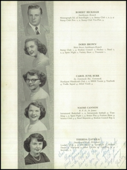 Page 14, 1951 Edition, Smithtown High School - Indian Yearbook (Smithtown, NY) online yearbook collection