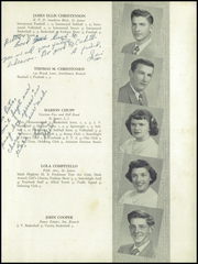 Page 15, 1951 Edition, Smithtown High School - Indian Yearbook (Smithtown, NY) online yearbook collection