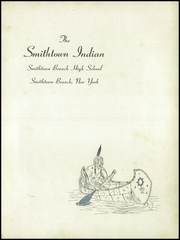 Page 7, 1951 Edition, Smithtown High School - Indian Yearbook (Smithtown, NY) online yearbook collection