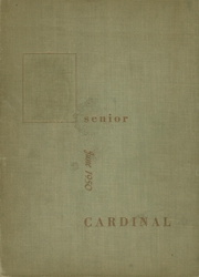 1950 Edition, Prospect Heights High School - Cardinal Yearbook (Brooklyn, NY)