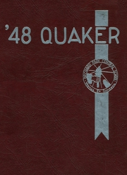 Page 1, 1948 Edition, Orchard Park High School - Quaker Yearbook (Orchard Park, NY) online yearbook collection