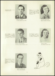 Page 17, 1948 Edition, Orchard Park High School - Quaker Yearbook (Orchard Park, NY) online yearbook collection