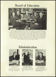 Page 7, 1948 Edition, Orchard Park High School - Quaker Yearbook (Orchard Park, NY) online yearbook collection