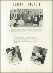 Page 13, 1951 Edition, Orchard Park High School - Quaker Yearbook (Orchard Park, NY) online yearbook collection