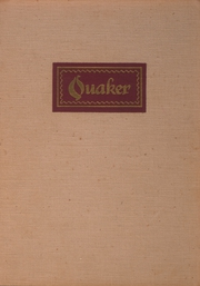 Page 1, 1954 Edition, Orchard Park High School - Quaker Yearbook (Orchard Park, NY) online yearbook collection