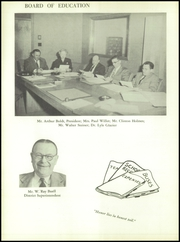 Page 10, 1954 Edition, Orchard Park High School - Quaker Yearbook (Orchard Park, NY) online yearbook collection