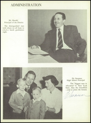 Page 11, 1954 Edition, Orchard Park High School - Quaker Yearbook (Orchard Park, NY) online yearbook collection