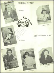 Page 12, 1954 Edition, Orchard Park High School - Quaker Yearbook (Orchard Park, NY) online yearbook collection