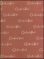 Page 3, 1954 Edition, Orchard Park High School - Quaker Yearbook (Orchard Park, NY) online yearbook collection