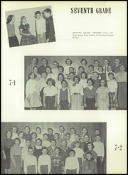 Page 59, 1956 Edition, Orchard Park High School - Quaker Yearbook (Orchard Park, NY) online yearbook collection