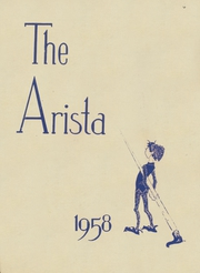 Page 1, 1958 Edition, Brockport Central High School - Arista Yearbook (Brockport, NY) online yearbook collection
