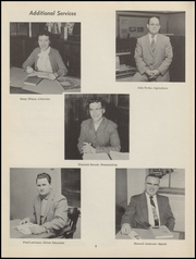 Page 12, 1958 Edition, Brockport Central High School - Arista Yearbook (Brockport, NY) online yearbook collection