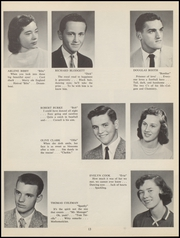 Page 17, 1958 Edition, Brockport Central High School - Arista Yearbook (Brockport, NY) online yearbook collection