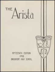 Page 5, 1958 Edition, Brockport Central High School - Arista Yearbook (Brockport, NY) online yearbook collection