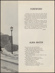 Page 7, 1958 Edition, Brockport Central High School - Arista Yearbook (Brockport, NY) online yearbook collection