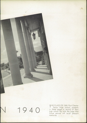 Page 9, 1940 Edition, Port Chester High School - Peningian Yearbook (Port Chester, NY) online yearbook collection