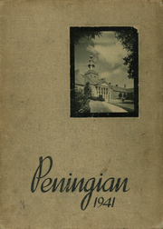 1941 Edition, Port Chester High School - Peningian Yearbook (Port Chester, NY)