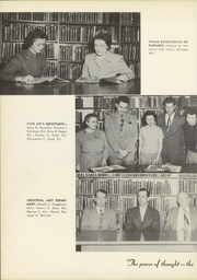 Page 14, 1950 Edition, Massena Central High School - Tatler Yearbook (Massena, NY) online yearbook collection