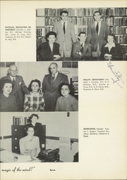 Page 15, 1950 Edition, Massena Central High School - Tatler Yearbook (Massena, NY) online yearbook collection
