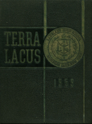 Lakeland High School - Terra Lacus Yearbook (Shrub Oak, NY) online yearbook collection, 1959 Edition, Page 1