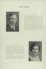 Page 14, 1931 Edition, Nottingham High School - Bulldog Yearbook (Syracuse, NY) online yearbook collection
