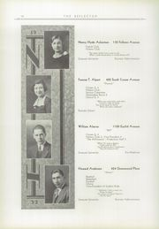 Page 16, 1932 Edition, Nottingham High School - Bulldog Yearbook (Syracuse, NY) online yearbook collection