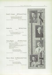 Page 17, 1932 Edition, Nottingham High School - Bulldog Yearbook (Syracuse, NY) online yearbook collection