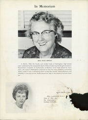 Page 8, 1964 Edition, Nottingham High School - Bulldog Yearbook (Syracuse, NY) online yearbook collection