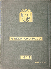 1934 Edition, Lynbrook High School - Green and Gold Yearbook (Lynbrook, NY)