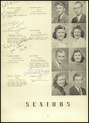 Page 36, 1940 Edition, Lynbrook High School - Green and Gold Yearbook (Lynbrook, NY) online yearbook collection