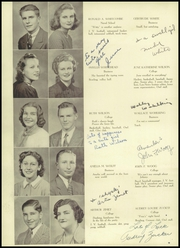 Page 40, 1940 Edition, Lynbrook High School - Green and Gold Yearbook (Lynbrook, NY) online yearbook collection