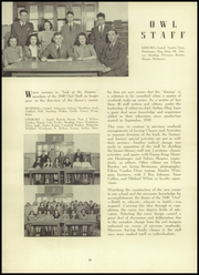 Page 52, 1940 Edition, Lynbrook High School - Green and Gold Yearbook (Lynbrook, NY) online yearbook collection