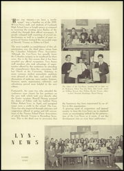 Page 53, 1940 Edition, Lynbrook High School - Green and Gold Yearbook (Lynbrook, NY) online yearbook collection
