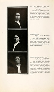 Page 12, 1910 Edition, Butler University - Carillon / Drift Yearbook (Indianapolis, IN) online yearbook collection