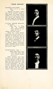 Page 9, 1910 Edition, Butler University - Carillon / Drift Yearbook (Indianapolis, IN) online yearbook collection