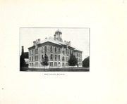 Page 11, 1911 Edition, Butler University - Carillon / Drift Yearbook (Indianapolis, IN) online yearbook collection