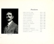 Page 15, 1911 Edition, Butler University - Carillon / Drift Yearbook (Indianapolis, IN) online yearbook collection