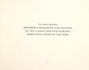 Page 9, 1913 Edition, Butler University - Carillon / Drift Yearbook (Indianapolis, IN) online yearbook collection