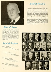 Page 14, 1940 Edition, Butler University - Carillon / Drift Yearbook (Indianapolis, IN) online yearbook collection