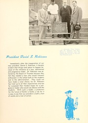 Page 17, 1940 Edition, Butler University - Carillon / Drift Yearbook (Indianapolis, IN) online yearbook collection