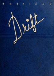 Page 1, 1944 Edition, Butler University - Carillon / Drift Yearbook (Indianapolis, IN) online yearbook collection