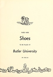 Page 5, 1944 Edition, Butler University - Carillon / Drift Yearbook (Indianapolis, IN) online yearbook collection