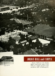 Page 13, 1947 Edition, Butler University - Carillon / Drift Yearbook (Indianapolis, IN) online yearbook collection