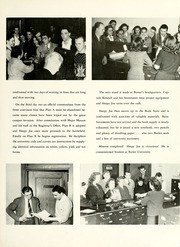 Page 17, 1947 Edition, Butler University - Carillon / Drift Yearbook (Indianapolis, IN) online yearbook collection